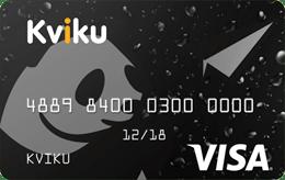 Кредитная карта Kviku виртуальная